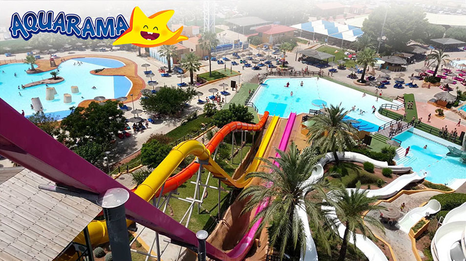 Aquarama Waterpark, Benicassim