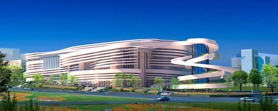 Architectural project: Cultural centre