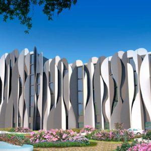 The building's skin: New kinetic façade