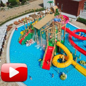 Opening of interactive pool in the Russian city of Gelendzhik