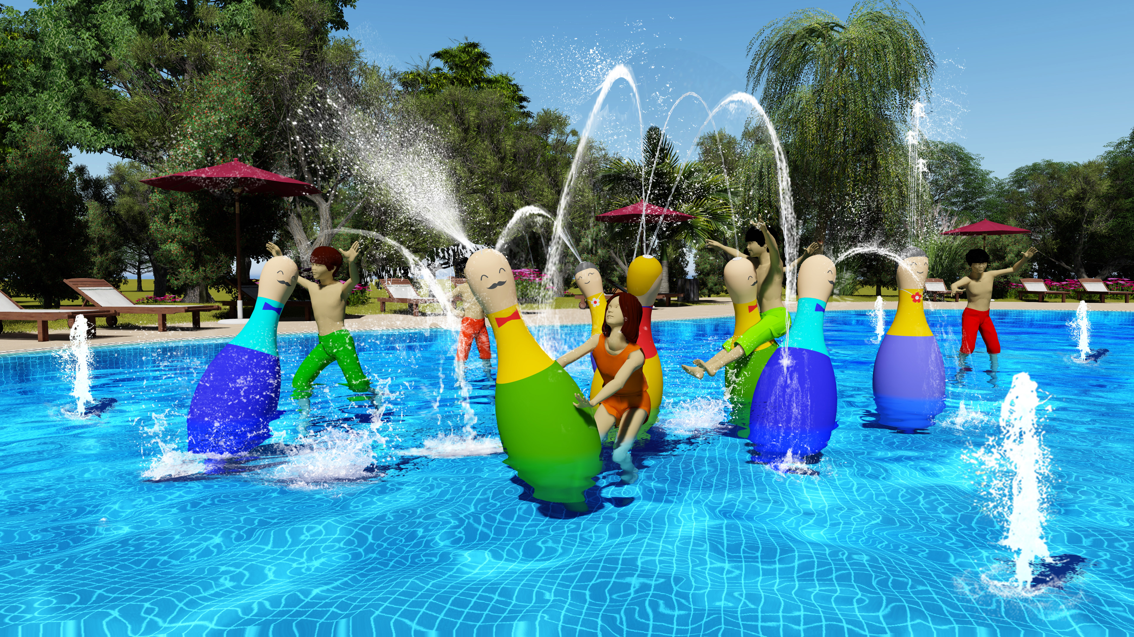 waterbowling