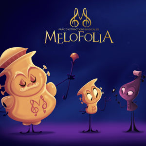 Melofolia: the new music-centred theme park project