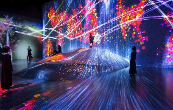 Immerse yourself in the world of digital art