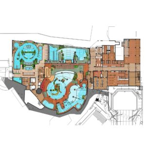 The project of the first indoor waterpark on the Iberian peninsula is moving forward