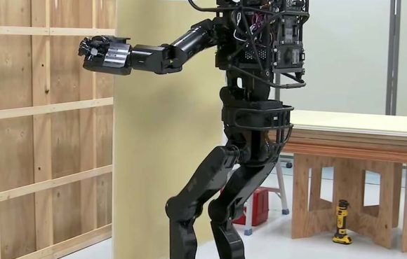 Will robots be able to replace human workers?