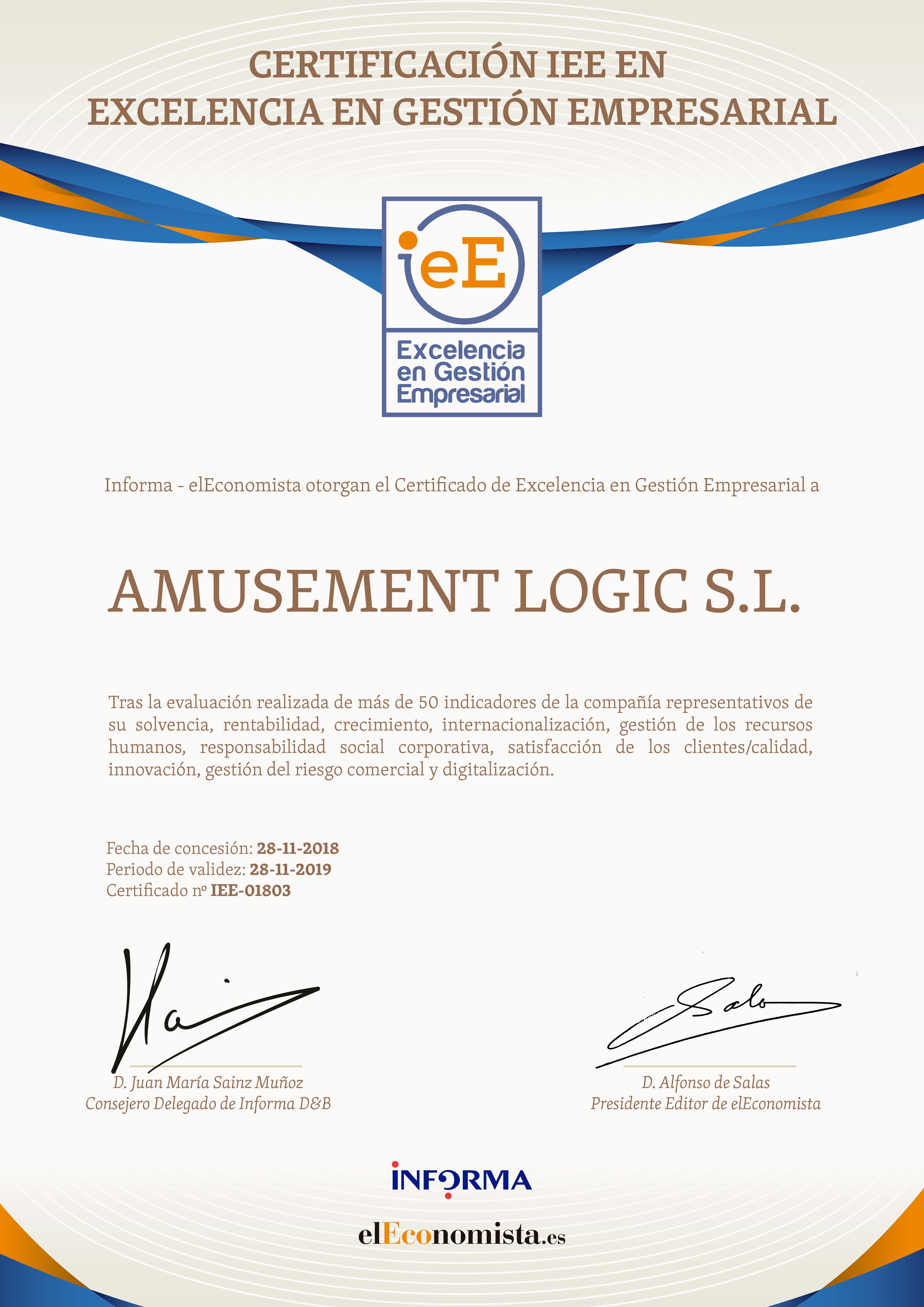 Certificado-IEE-01803_AMUSEMENT-LOGIC-SL-