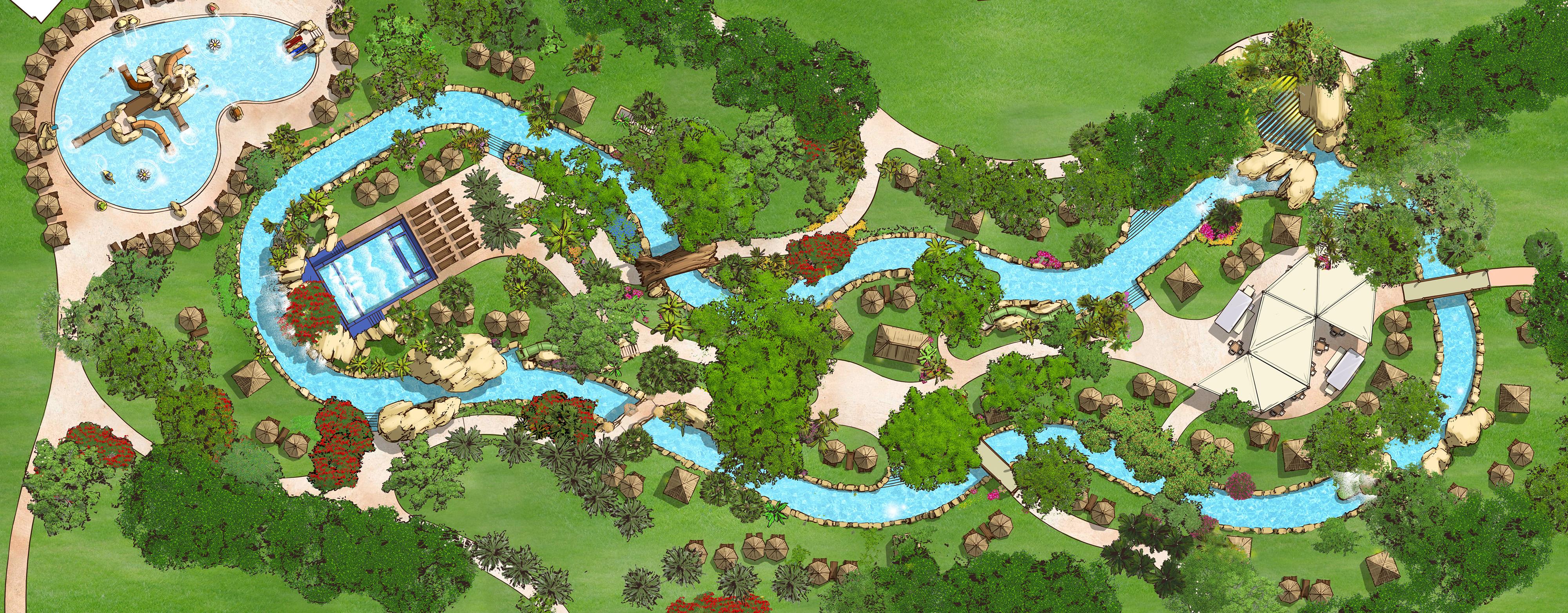 diseño hotel caribe