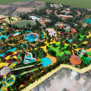 Complete Shanku's Waterpark remodelling