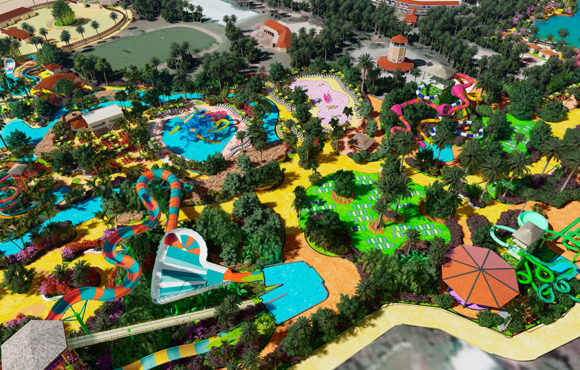 Complete Shanku's Waterpark remodelling