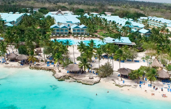 New Caribbean waterpark: Hilton La Romana