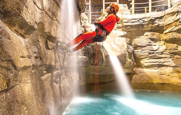 New Canyoning Park