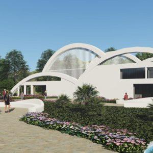 Emblematic architecture.