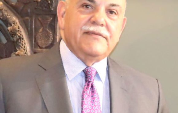 Mr. Hamed Ehsani, MD and owner of «Under The Sea» park.
