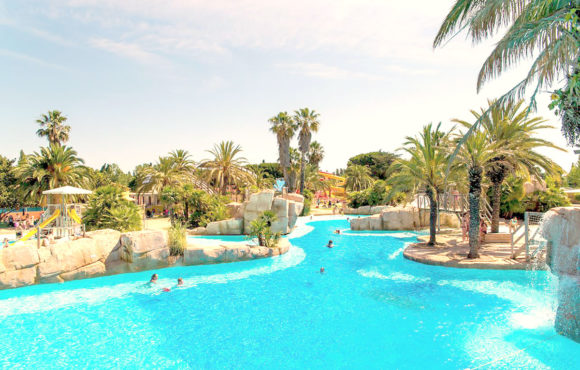 In La Sirène, French campsites' most beautiful waterpark.