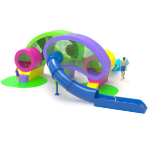 O-PLAY: Different shaped games
