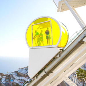 Mobility in architecture: the best funicular in the world