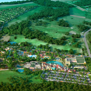 Rational selection of land for leisure
