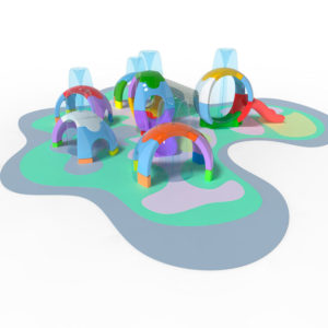 Espherium: new children's Splash Pad games