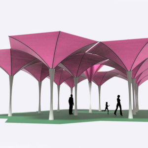 Pop-Up Shade