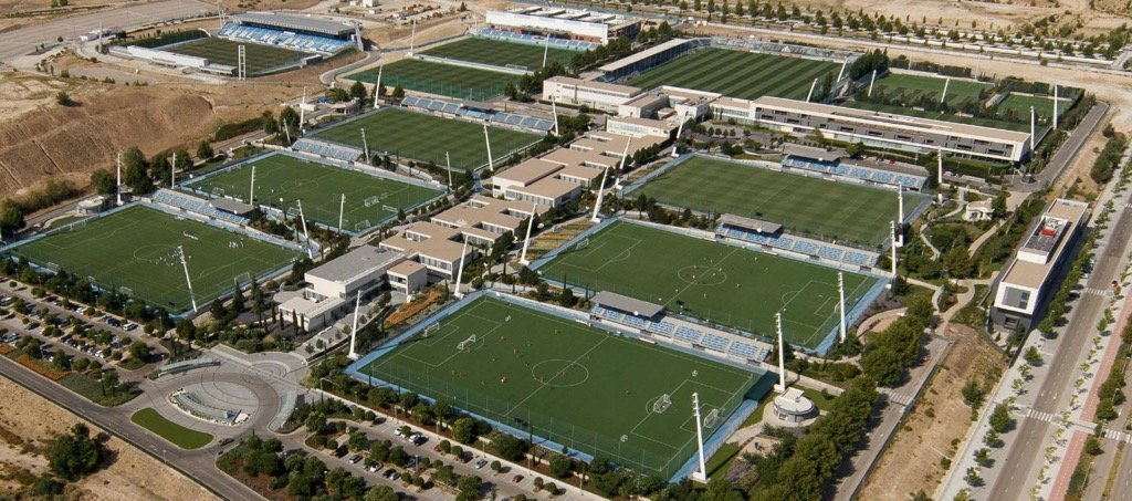 Real Madrid theme park