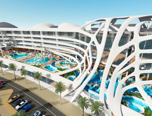 Residential water park: Layan Project in Bahrain (+VIDEO)