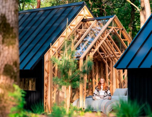 Adaptable cabin with movable walls (+VIDEO)