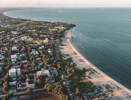 Toamasina leisure complex and promenade, Madagascar