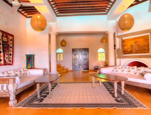 Architecture in the world: Swahili influence in Africa